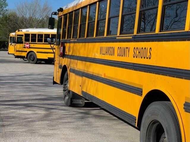 WCS school buses