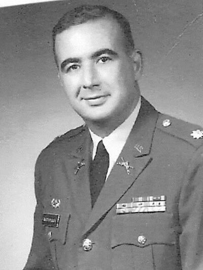 Lieutenant Colonel Domenic P. Mastropasqua obit