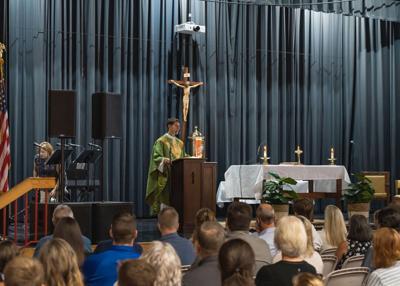 Father Anthony Stewart Mother Teresa Catholic Church 2021