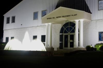 Spring Hill Water Treatment Plant