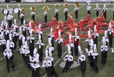 franklin-high-band