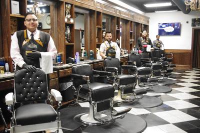 Luis Classic Barbershop Staff