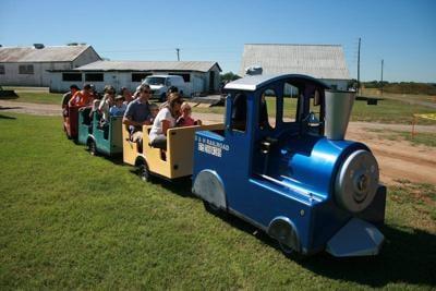 Family Day train
