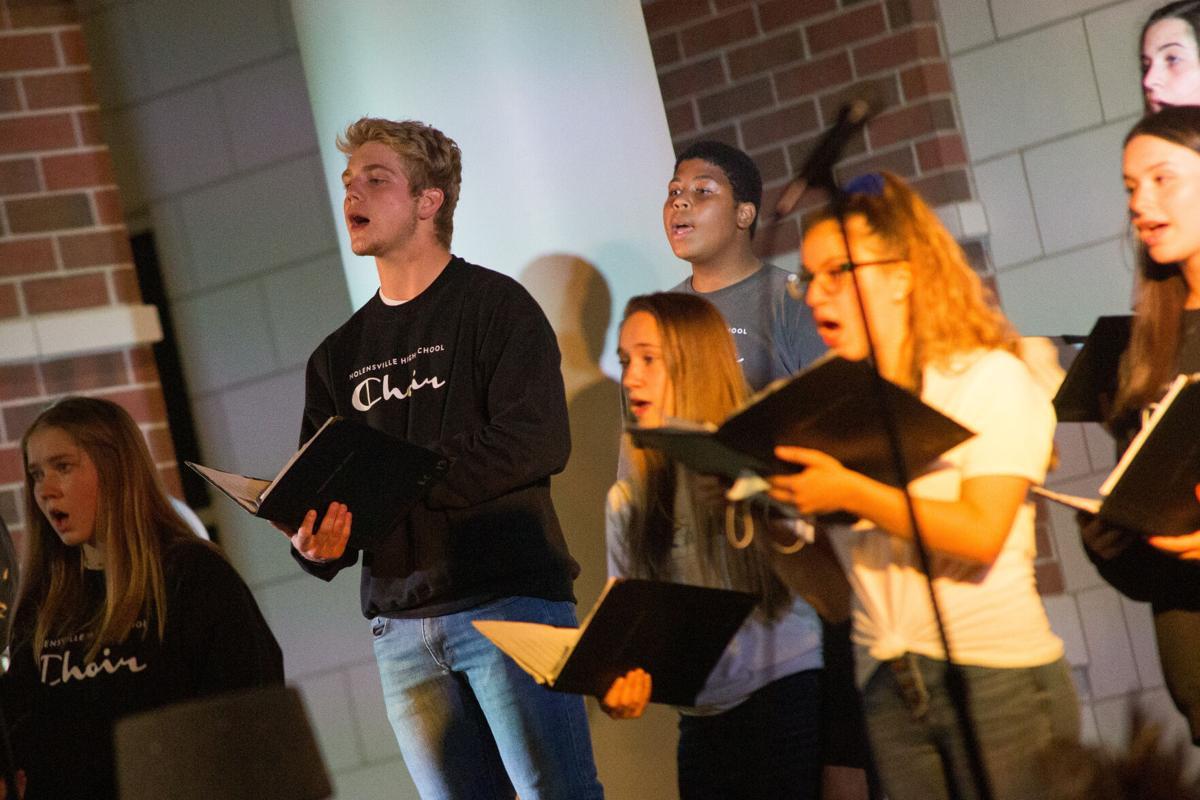 Nolensville High School Choir A Season to Remember concert 2020 6