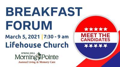 Breakfast Forum SH