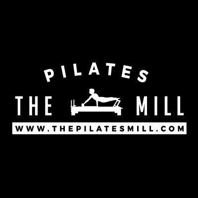 Pilates Mill logo