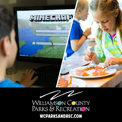 Williamson County Parks and Recreation summer art camps