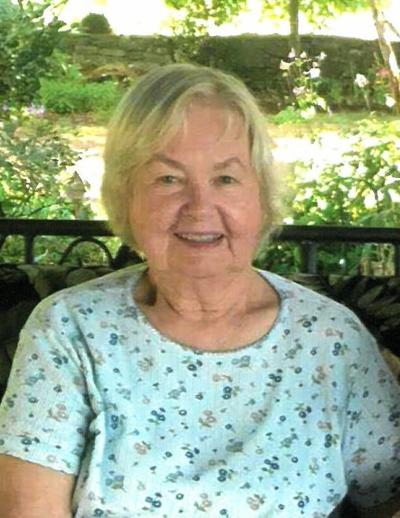 Marie Bennett Bentley obit