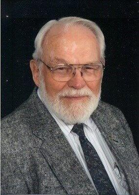 Harold M. Shafer portrait