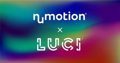 Numotion x LUCI