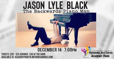 Backwards Piano Man