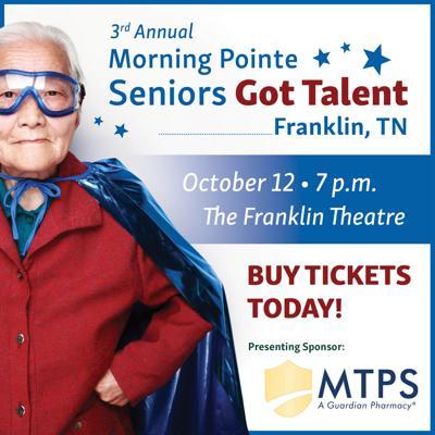 Morning Pointe Seniors Talent