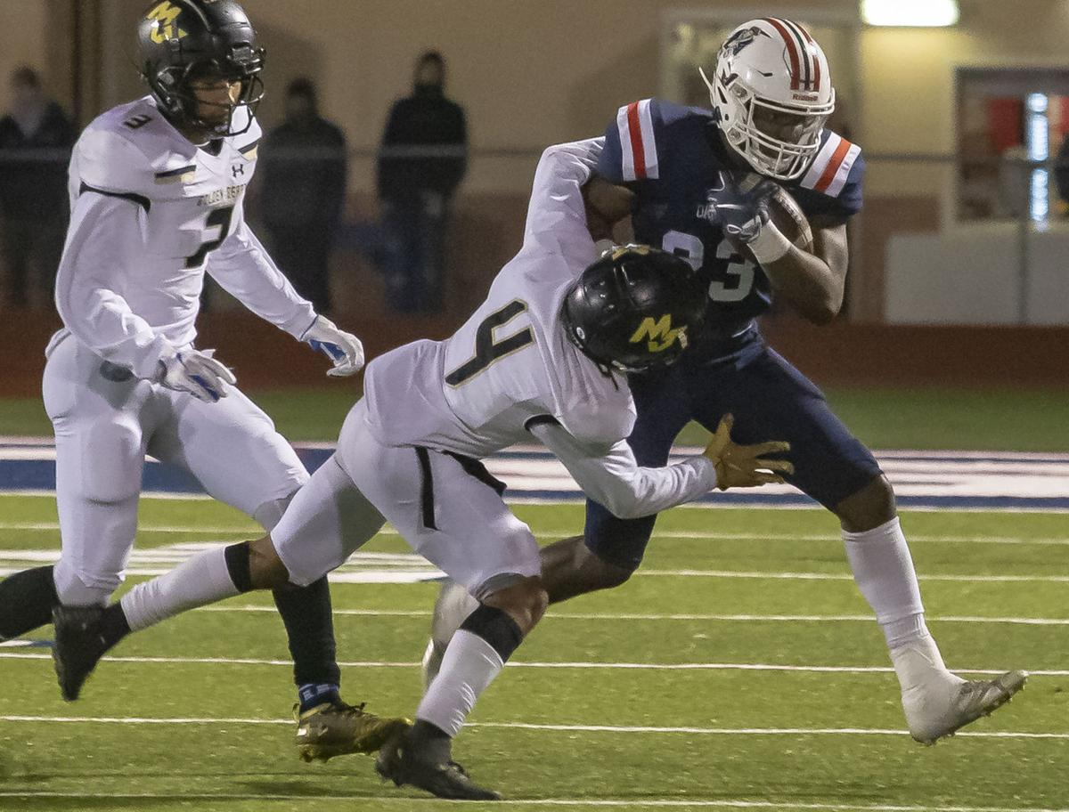 Oakland holds off Mt. Juliet 24-14 in second round