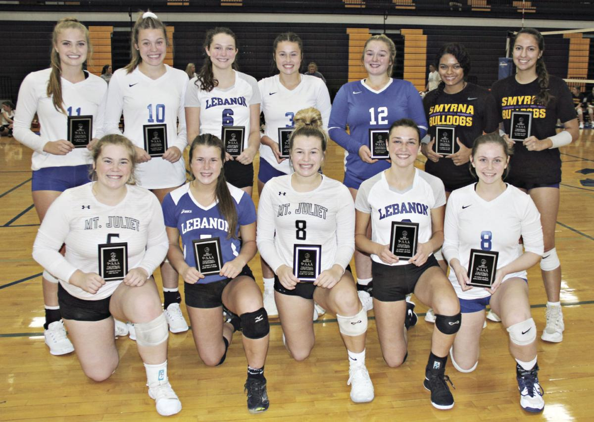 All District Volleyball