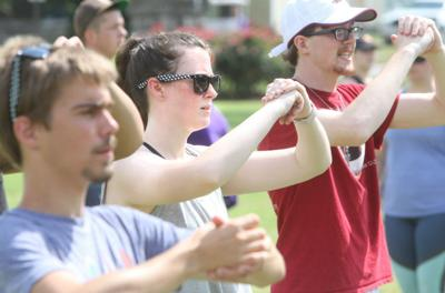 CU marching band readies for return