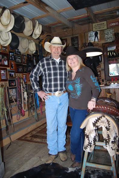 Tourists Cowboy Up At Twin Oaks Ranch Community