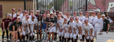 CU softball dedication