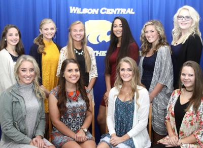 WCHS names Homecoming court | News | wilsonpost com