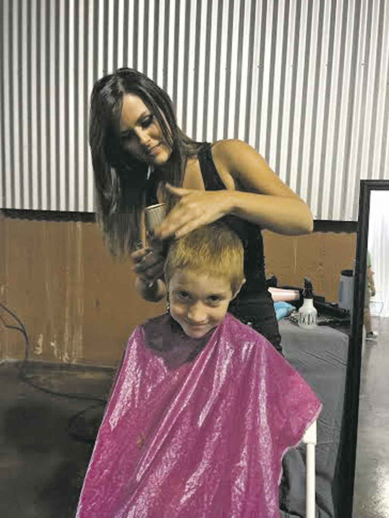 Back To School Haircuts Put A Smile On Students Faces News