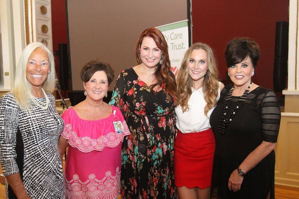 Woman of Wilson luncheon salutes local ladies