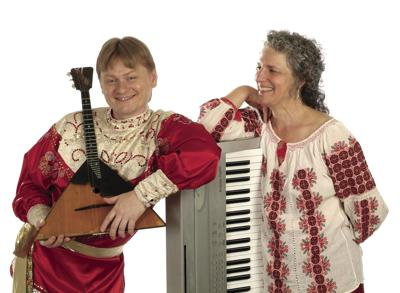 Russian Duo is first in Barns' classical music series