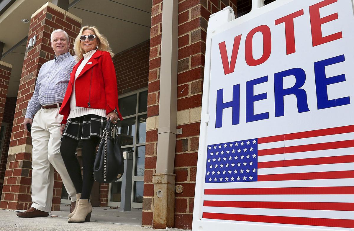High voter turnout creates ballot shortage in Frederick ...