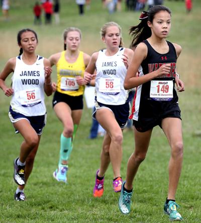 Cross Country for VHSL notebook