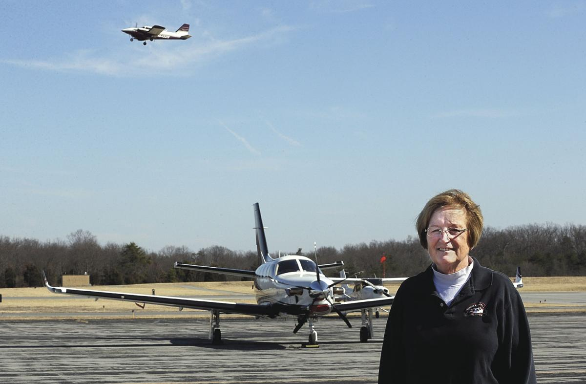 Retiring airport director looks back on 3-decades-long career