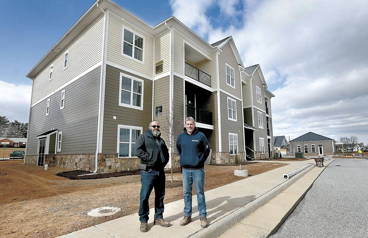 Hiatt Run luxury apartments preparing for residents   News ...