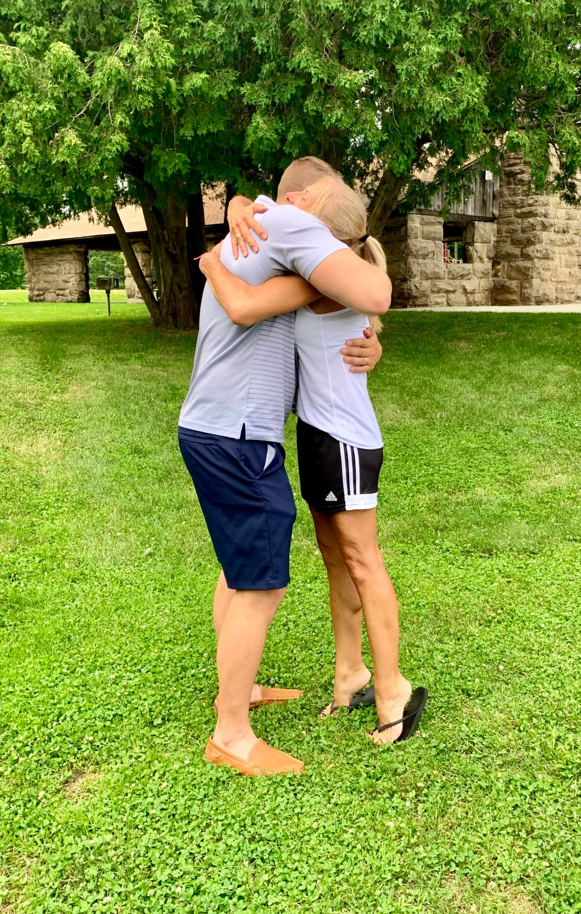 Mother and adopted son reunited: 'A surreal and crazy moment'   Winchester  Star   winchesterstar.com