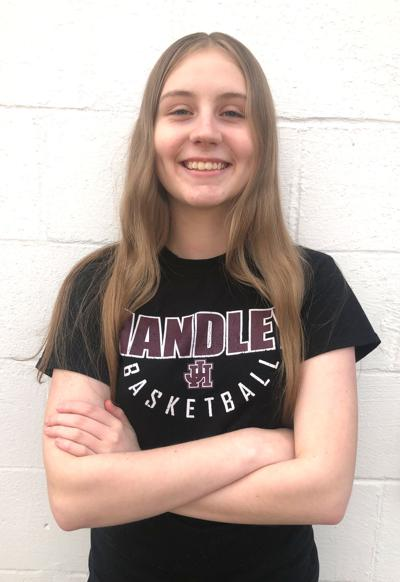 Athlete Spotlight: Handley girls' basketball player Taylor Cannon