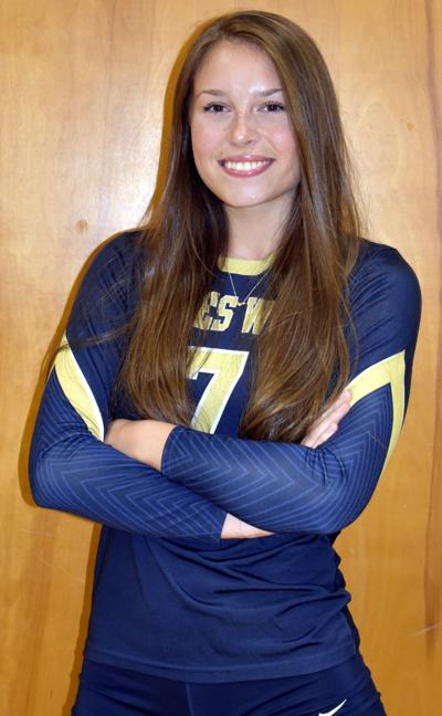 Athlete Spotlight: James Wood Volleyball Player Olivia Biggs