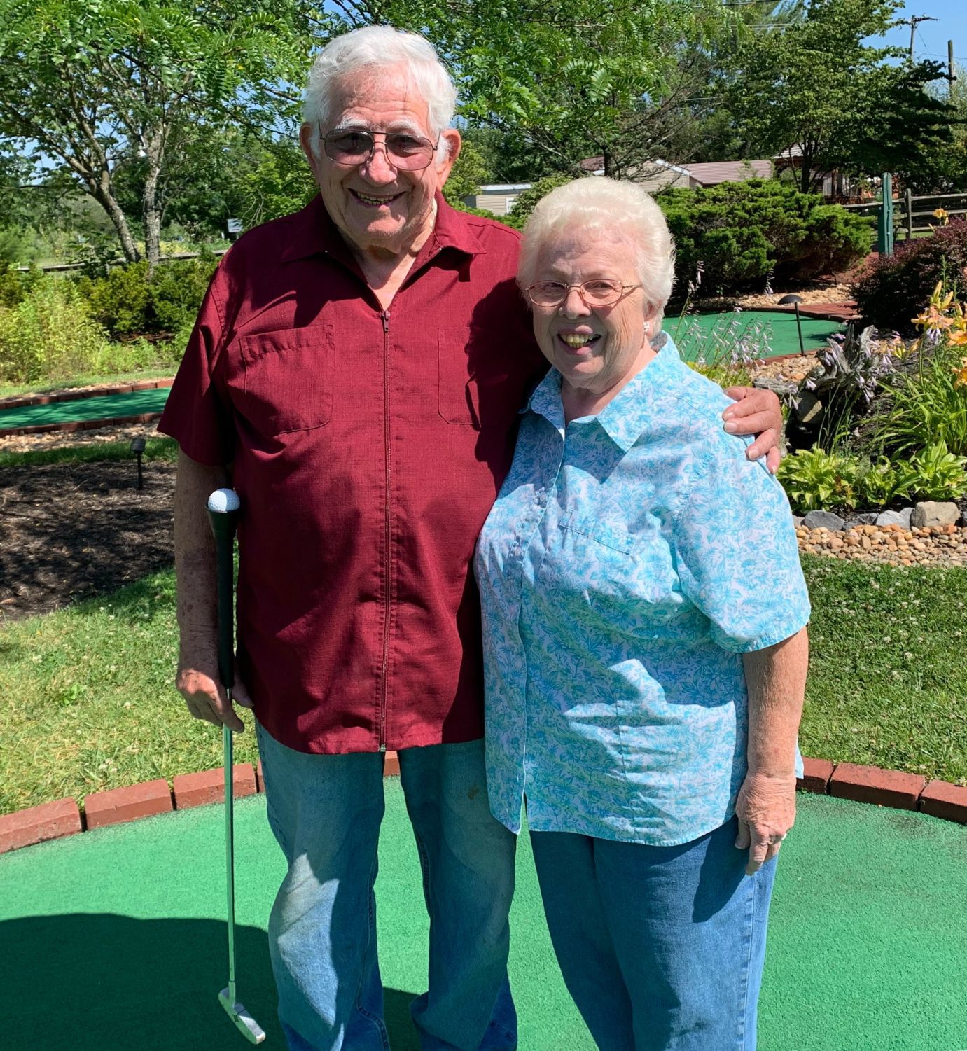 Miniature golf course owners closing business as they retire