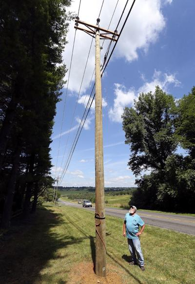 Pole Replaced After Fatal Wreck