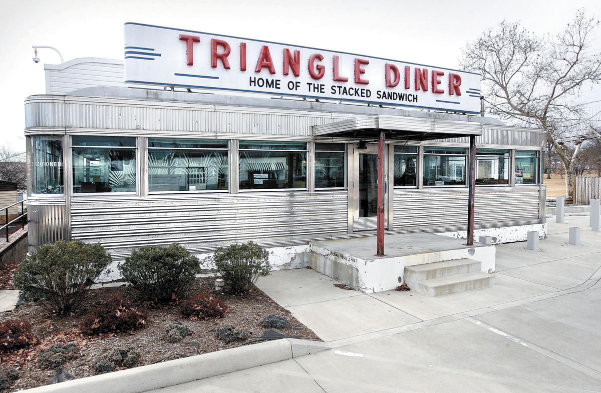 Triangle Diner has no target date to re-open