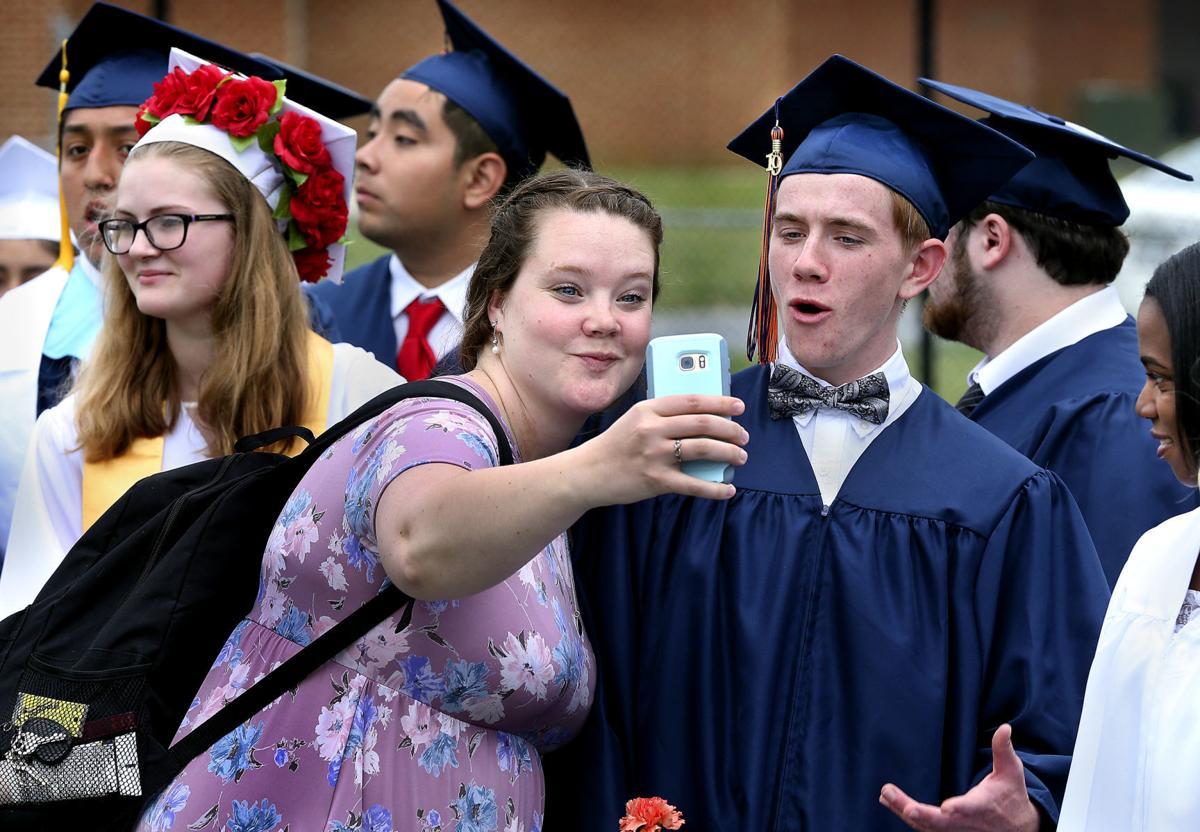 Clarke Graduation