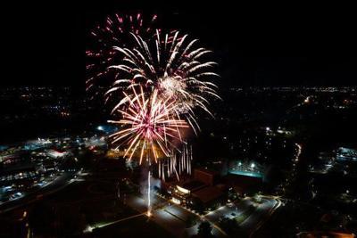 Apple Blossom fireworks
