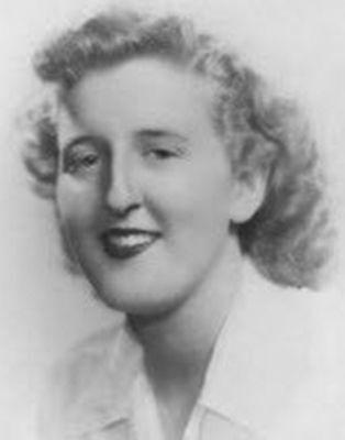 Betty Jane Hunter