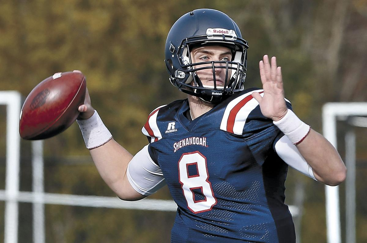 Washington & Lee thwart's Shenandoah's bid for ODAC football