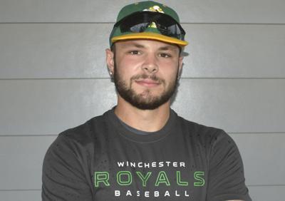 Royals Spotlight: Winchester outfielder John Servello