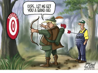 Image result for trump robin hood