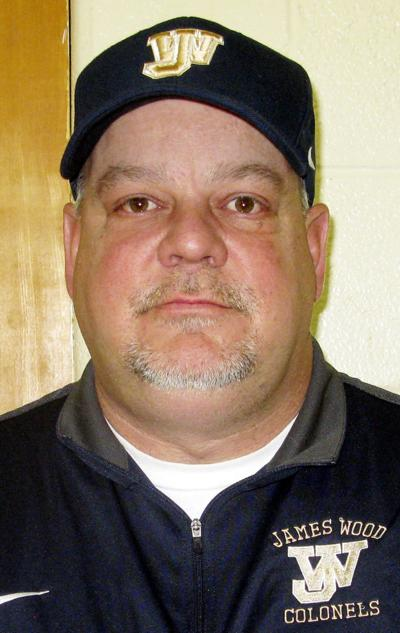 Softball Coach of the Year: James Wood's Todd Baker