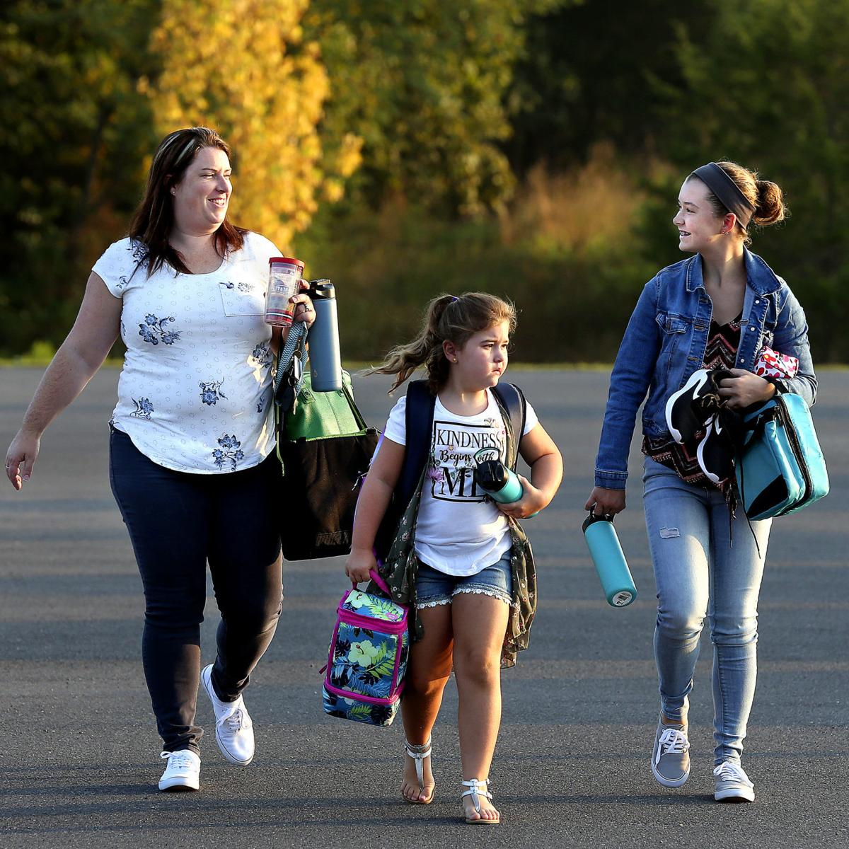 Frederick schools have record-setting 1st day attendance for 3rd year in a row