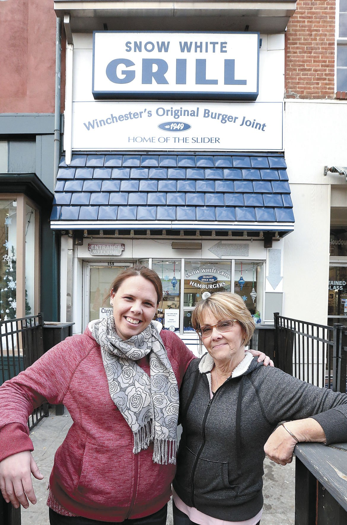 Snow White Grill's story continues | News | winchesterstar com