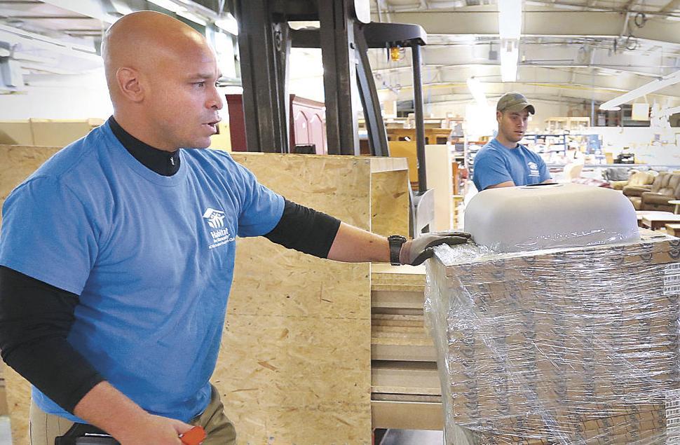 Local Habitat chapter providing aid to hard-hit county