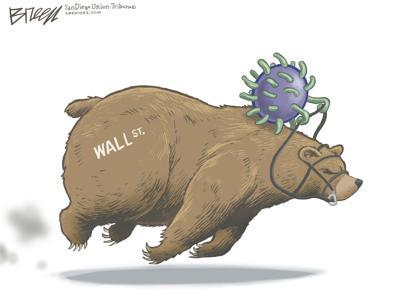 Cartoon: Wild ride