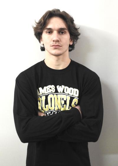 Athlete Spotlight: James Wood wrestler Matt Alderman