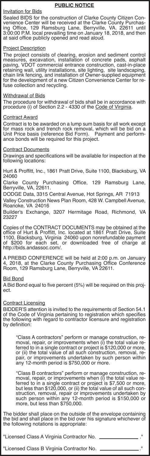 Clarke county invitation for bids citizen convenience center download pdf clarke county invitation for bids citizen convenience center stopboris Image collections