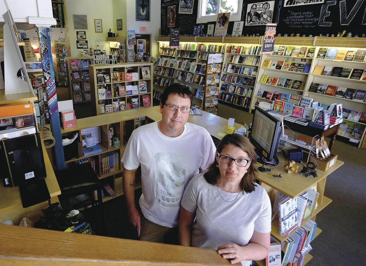 Bookstore gets new site on walking mall