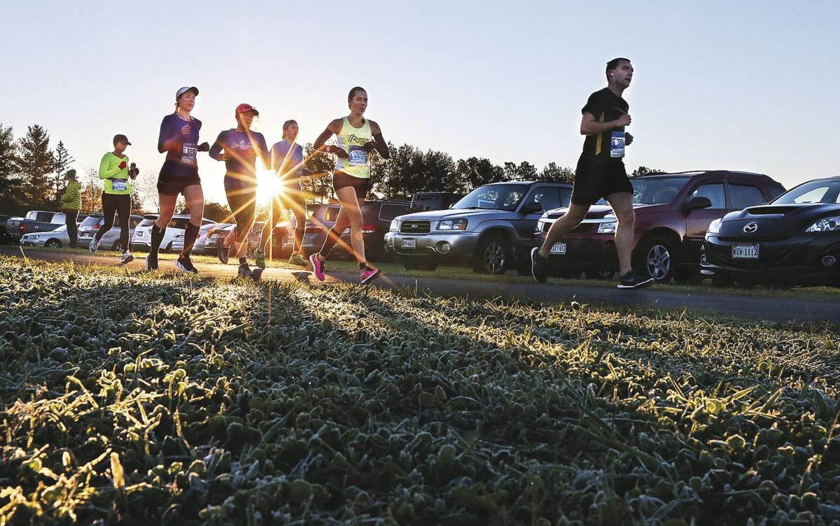 Race returns to battlefield